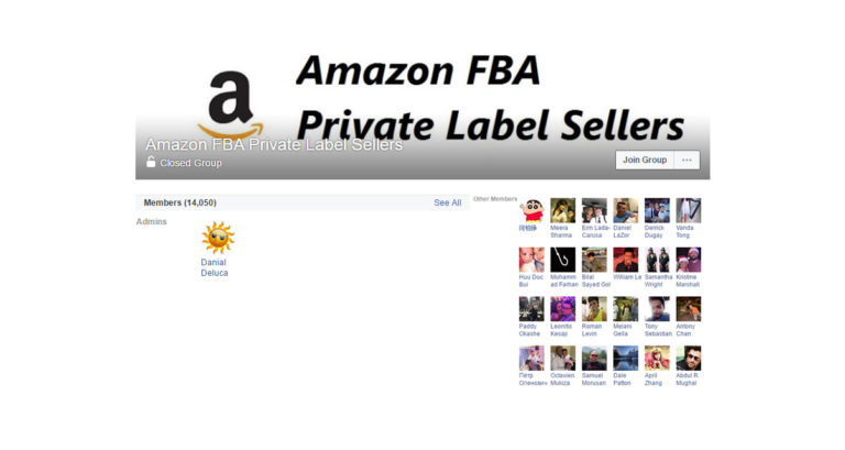 Amazon FBA Private Label Sellers ( Facebook Group )