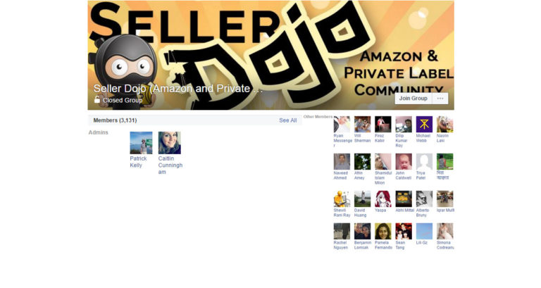 Amazon Sellers! (FBA / Private Label / Importing / Etc.) - Facebook Group