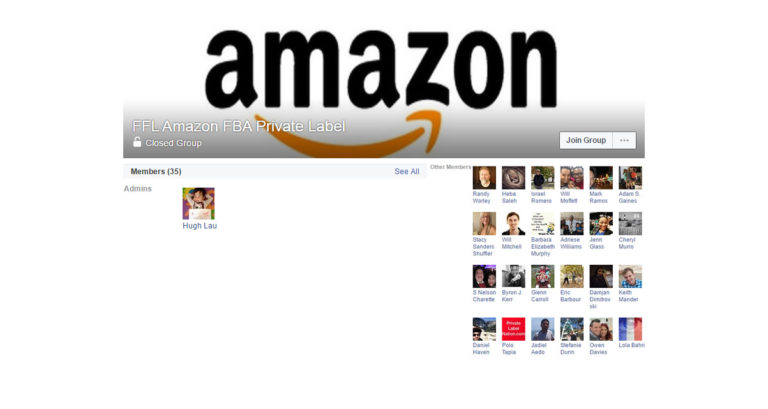 FFL Amazon FBA Private Label ( Facebook Group )
