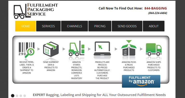 Fulfillment Packaging Service