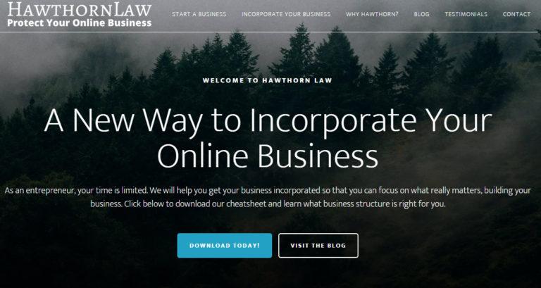 Hawthorn Law