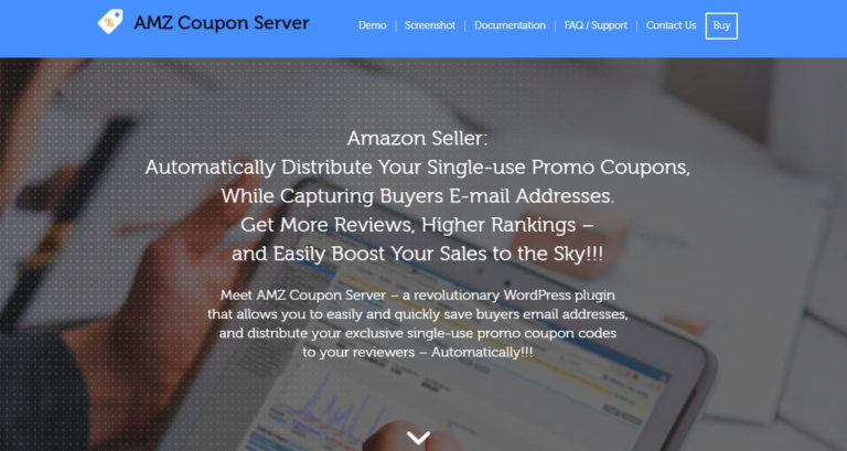 AMZ Coupon Server