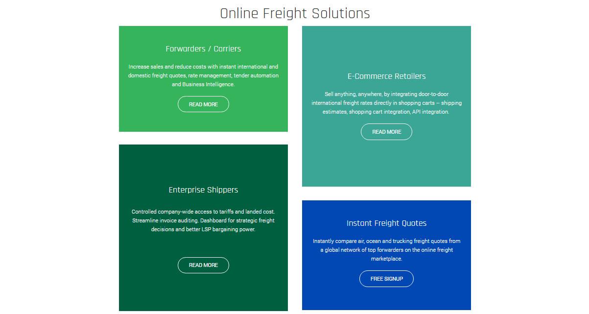 Freightos « Amazon Seller Tools Club – Amazon Seller Software