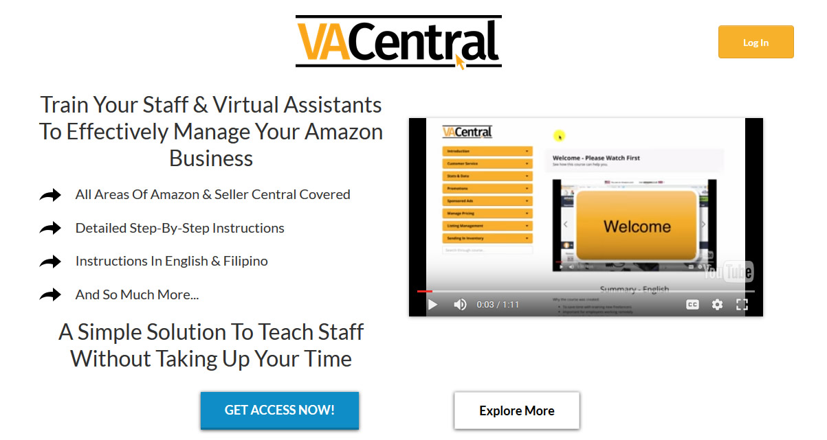 amazon seller central tools