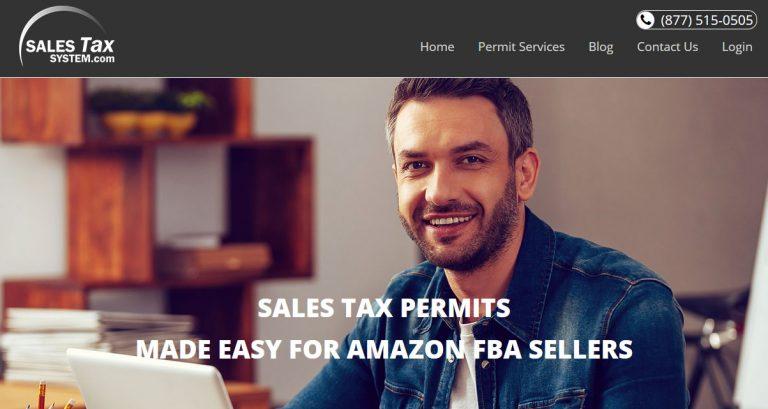 Sales Tax System
