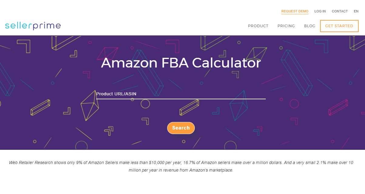 fba revenue calculator
