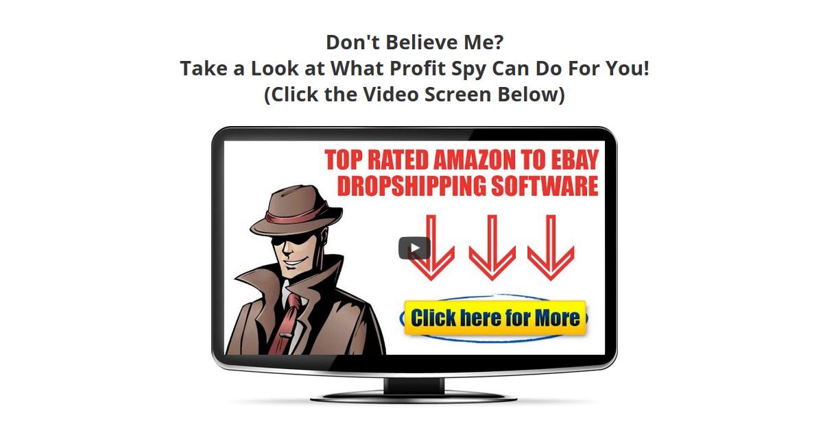 Profit Spy « Amazon Seller Tools Club – Amazon Seller