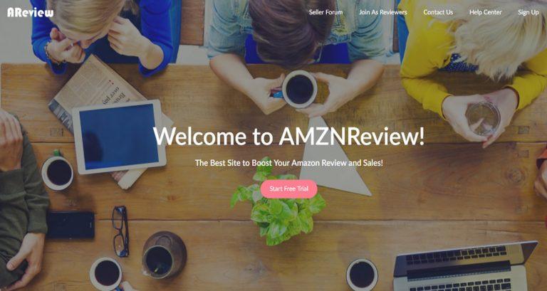 AMZN Review