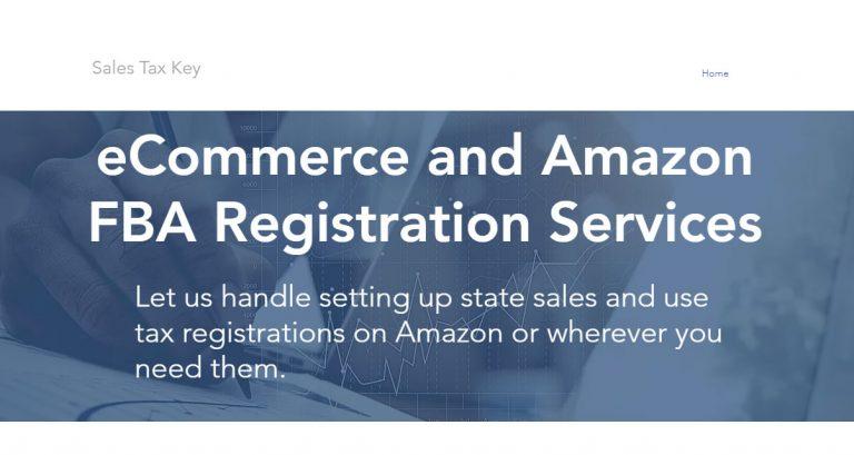 Sales Tax Key