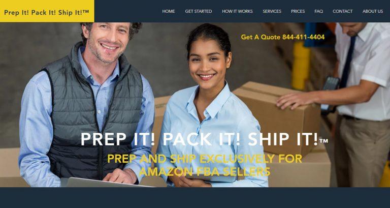 Prep It! Pack It! Ship It!