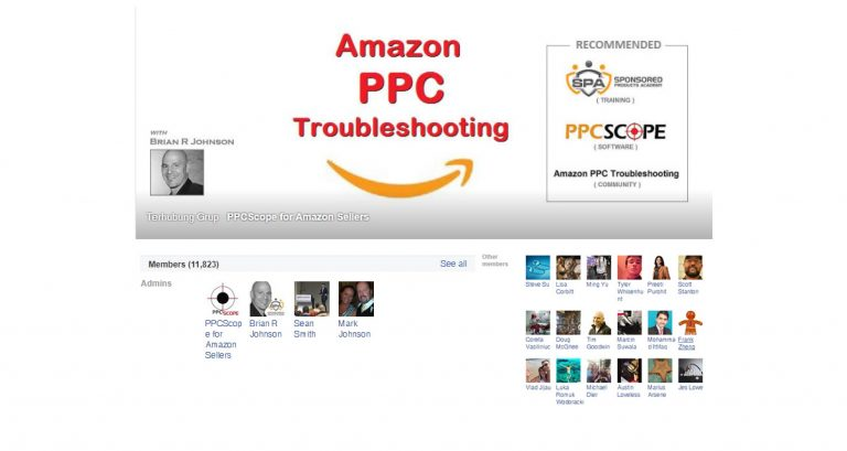 Amazon PPC Troubleshooting --- Sponsored Ads