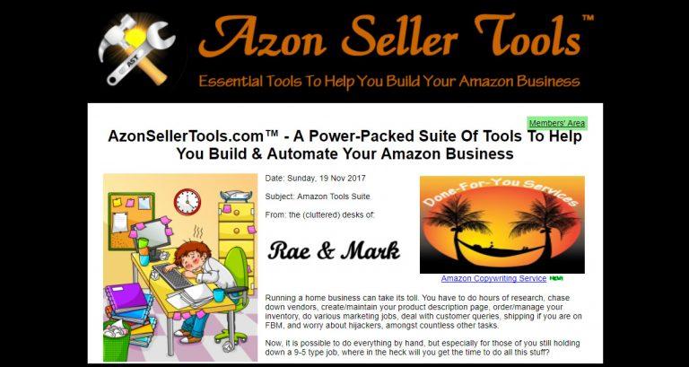 Azon Seller Tools