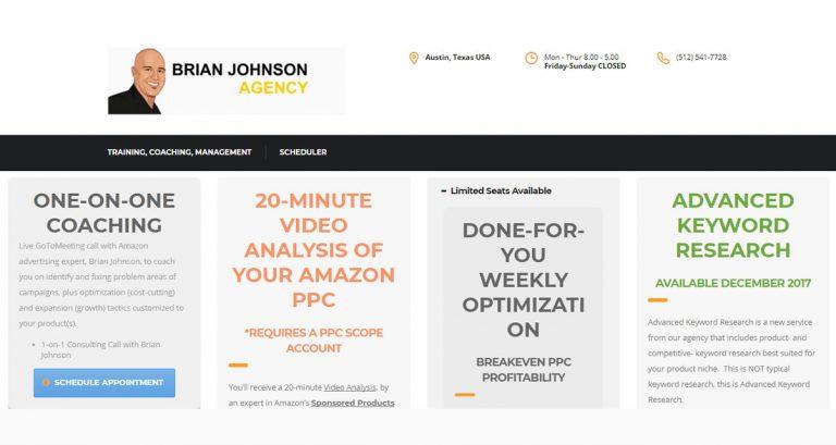 Brian Johnson Agency