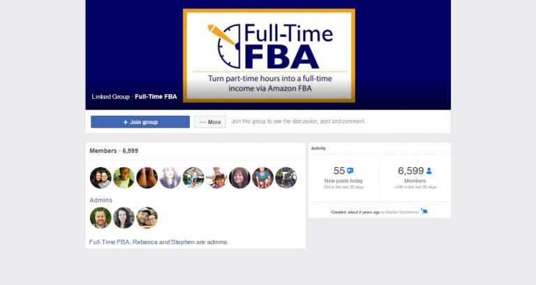 Full-time FBA
