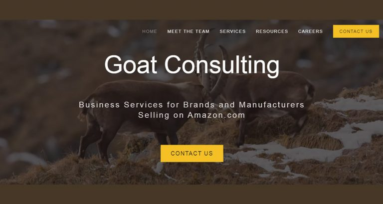 Goat Consulting