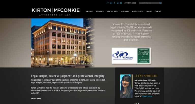 Kirton McConkie Law