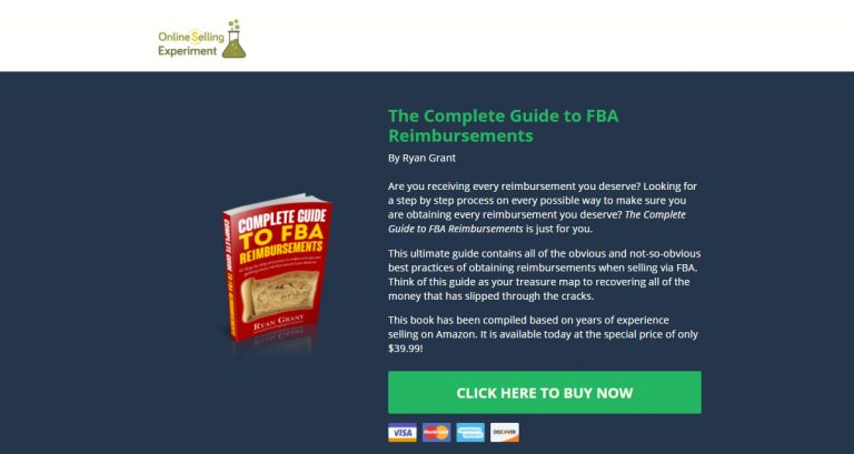 The Complete Guide to FBA Reimbursements