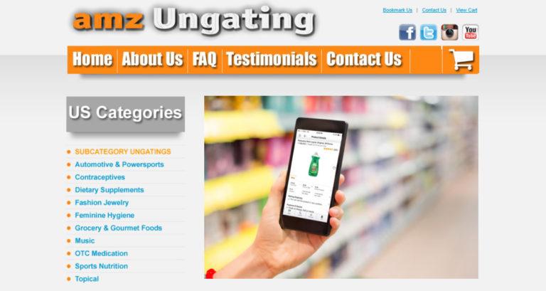 AMZ Ungating