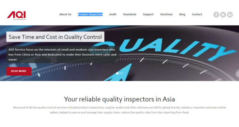 AQI Inspection