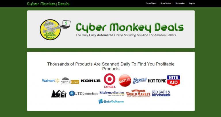 Cyber Monkey Deal