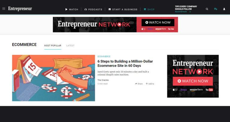 Enterpreneur