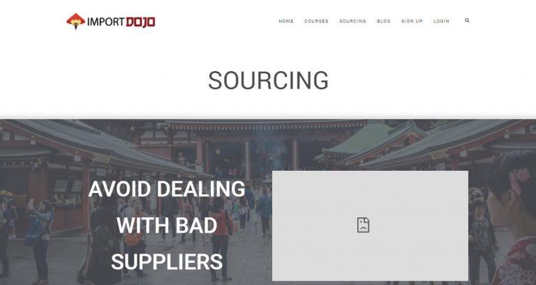 Import Dojo