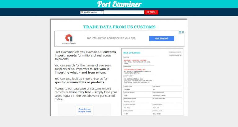 Port Examiner