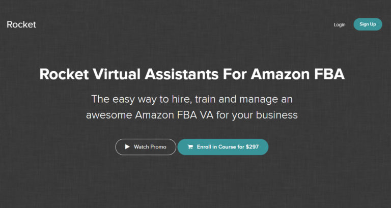 Rocket Virtual Assistants For Amazon FBA