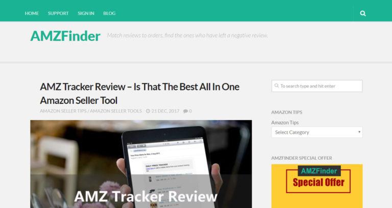 AMZ Finder