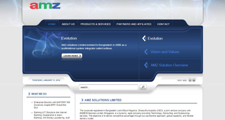 AMZ Solutions