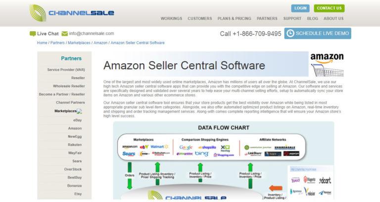 Channel Sale