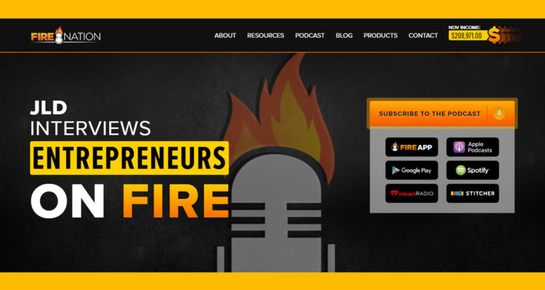 EOFire (Entrepreneur on Fire)