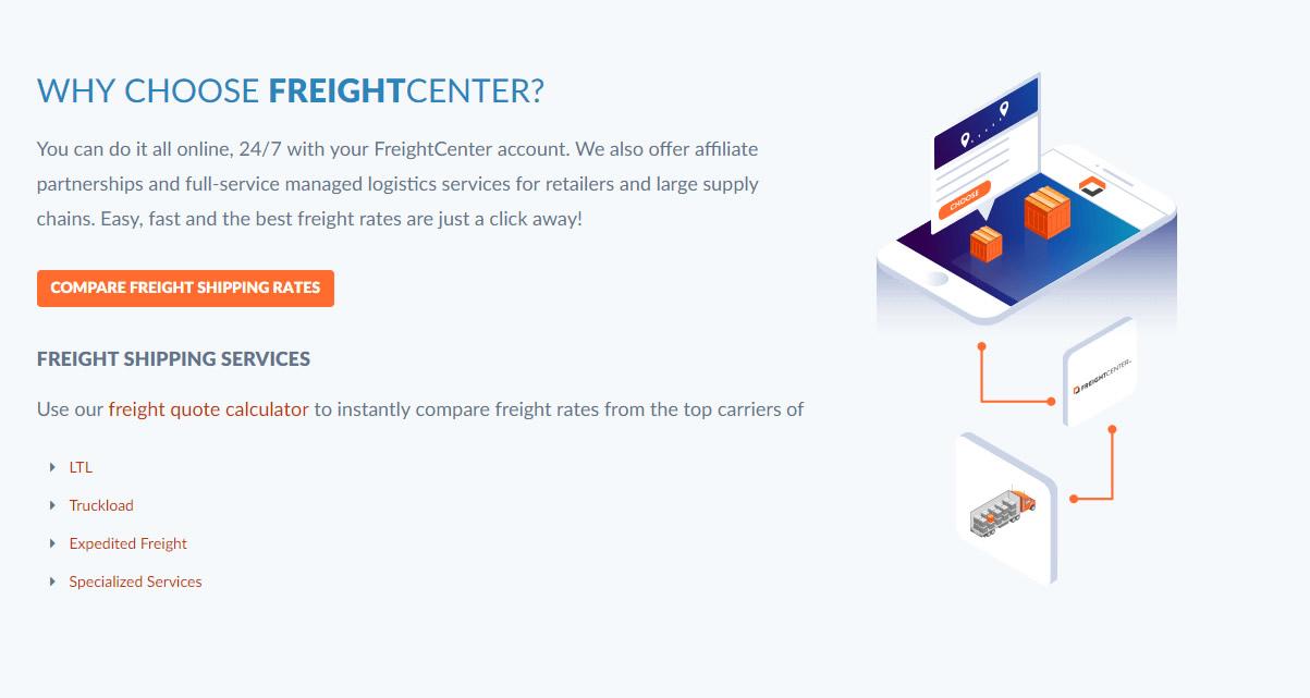 FreightCenter « Amazon Seller Tools Club – Amazon Seller