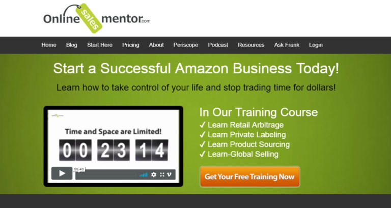 Online Sales Mentor Podcast