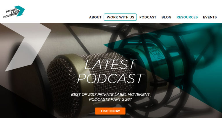 Private Label Podcast/Private Label Movement