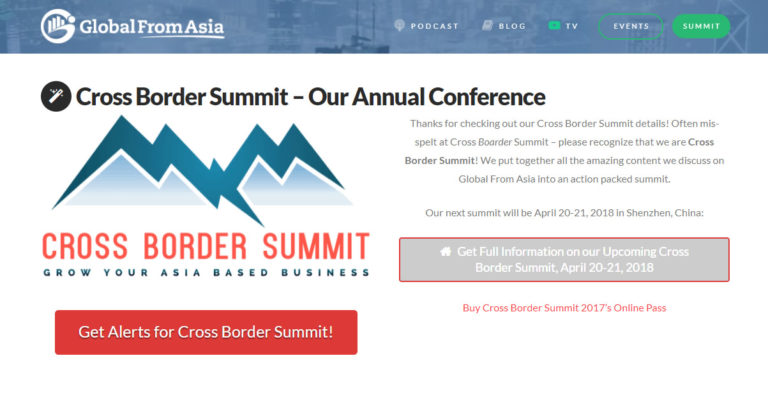 Cross Borders Summit