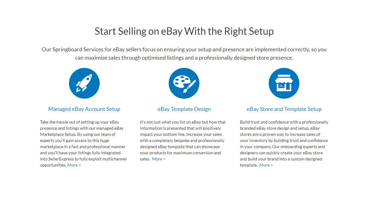 Seller Express Amazon Seller Tools Club Amazon Seller Software - Create ebay store template
