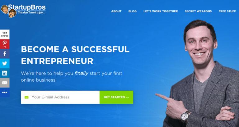 Startup Bros