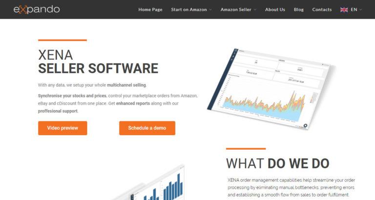 Xena Seller Software