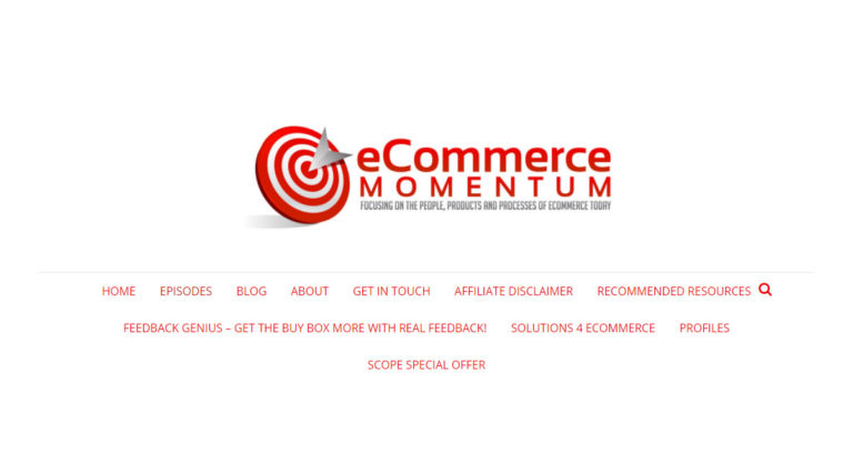 eCommerce Momentum with Stephen Peterson