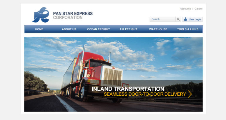 Pan Star Express Corp