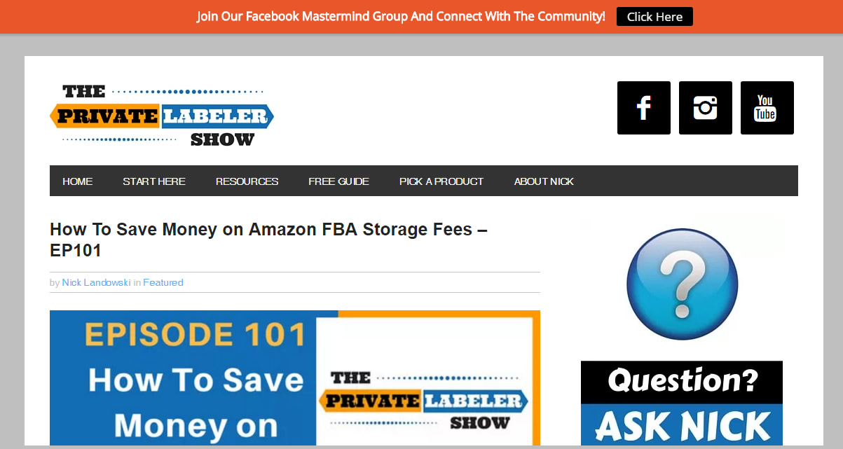 The Amazon Private Label Show « Amazon Seller Tools Club – Amazon