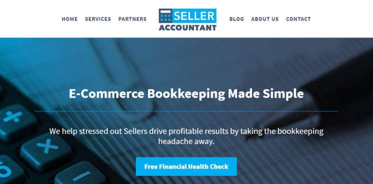 Seller Accountant: E-Commerce Accounting Made Simple!