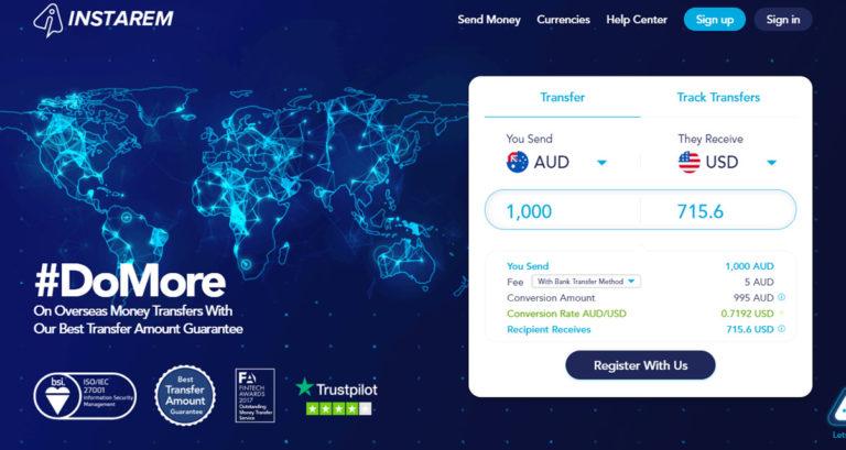 Transfer Money Overseas - International Money Transfer