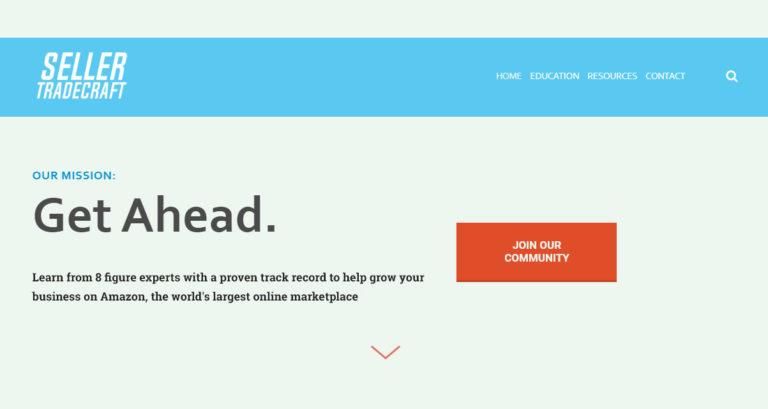 Seller Tradecraft - Amazon FBA Private Label Course