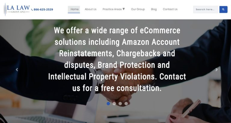 LA Law Group - Legal focused on supporting Amazon Sellers