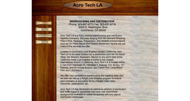 Acro Tech LA
