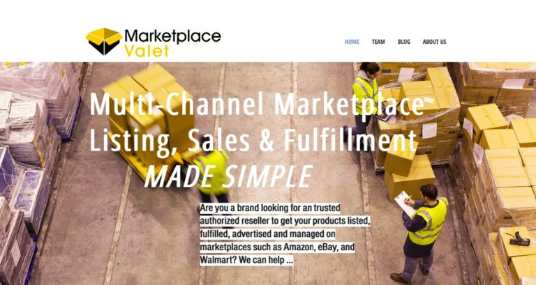 Marketplace Valet