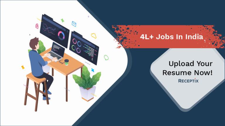 job openings- Receptix